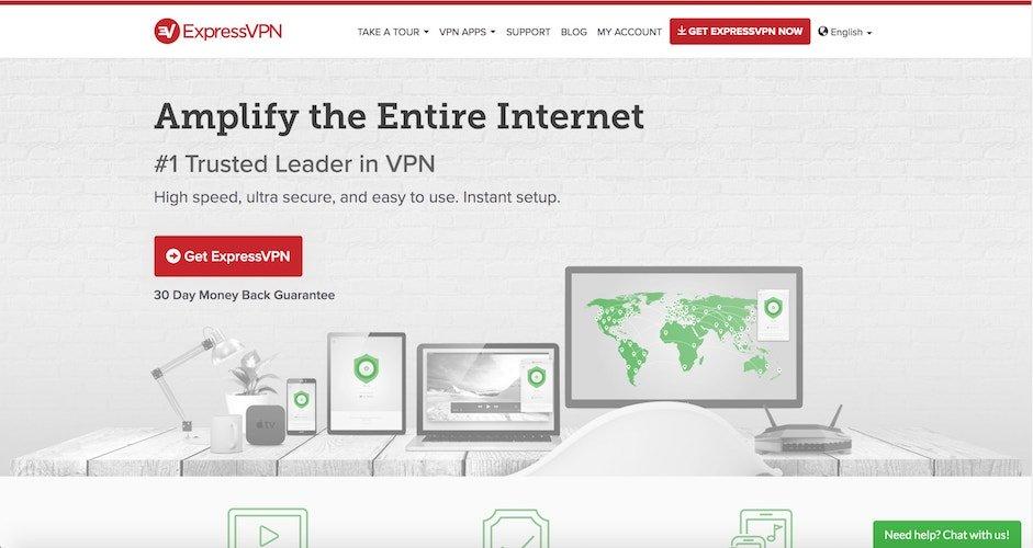 ExpressVPN for Canada