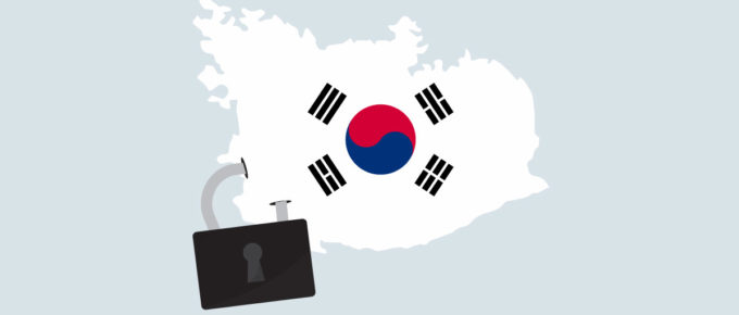 how to change ip address to south korea