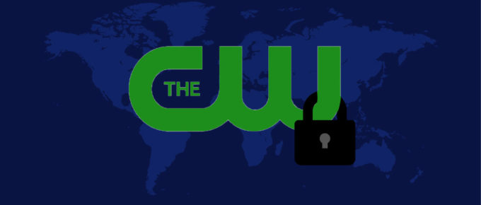 Watch CW TV outside the US
