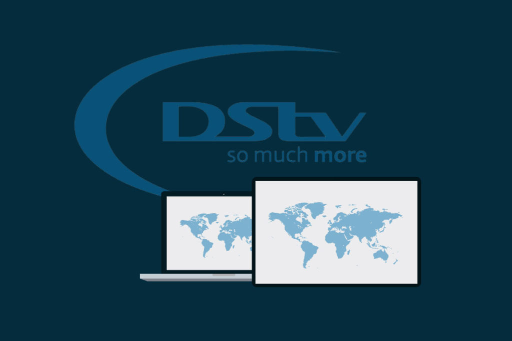 Watch DStv Now outside South Africa