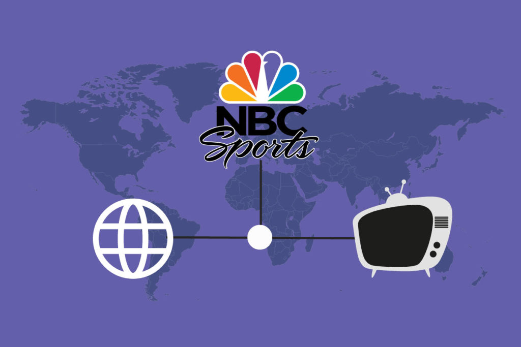 Watch NBC Sports Outside the US