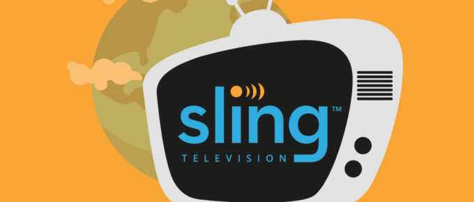 Watch Sling TV outside the US
