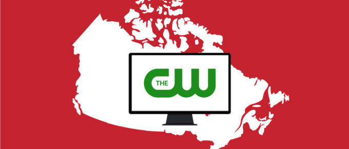 Watch the CW in Canada