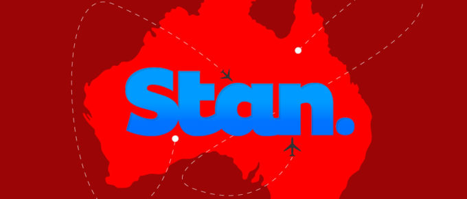 Watch Stan Outside Australia