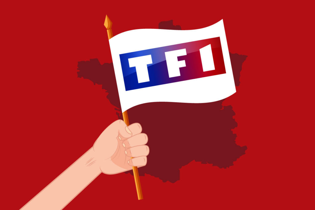 Watch TF1 outside France