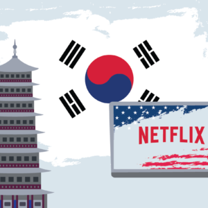How to Watch American Netflix in South Korea