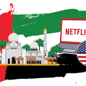 How to Watch US Netflix in UAE