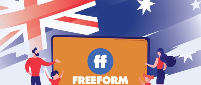 How to Watch Freeform in Australia