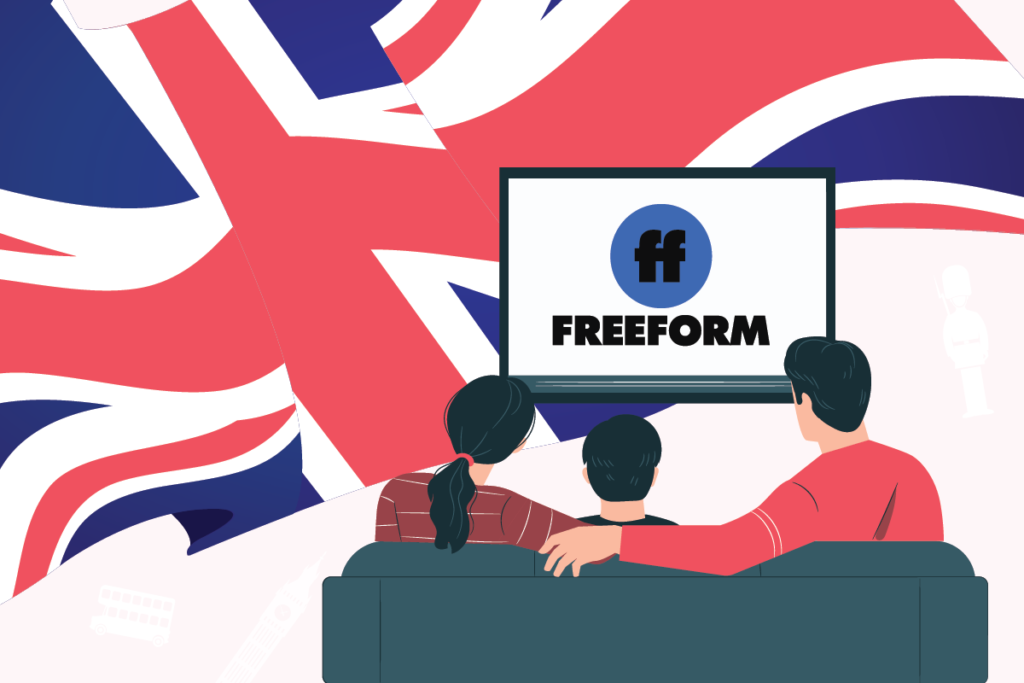 How to Watch Freeform in UK