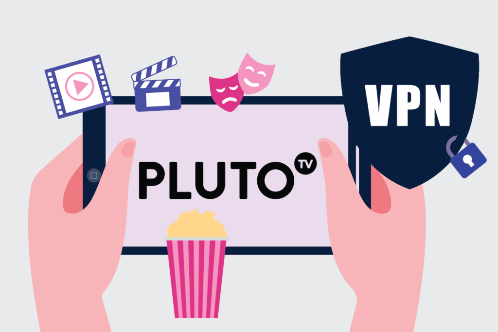 How to Watch Pluto TV with a VPN outside the US